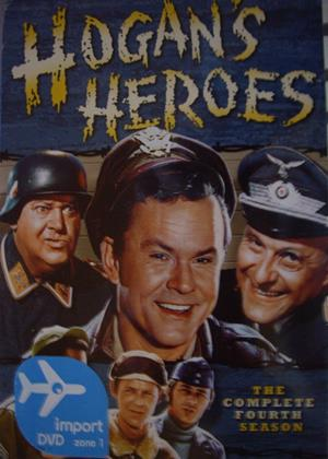 Rent Hogan's Heroes: Series 4 Online DVD Rental