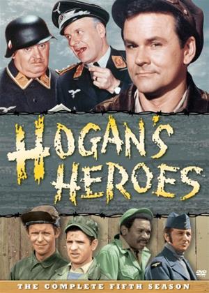 Rent Hogan's Heroes: Series 5 Online DVD Rental