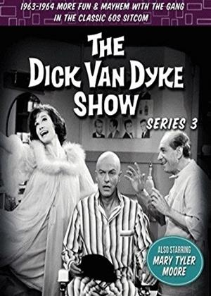 Rent The Dick Van Dyke Show: Series 3 Online DVD Rental