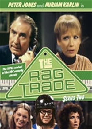 Rent The Rag Trade: Series 3 Online DVD Rental