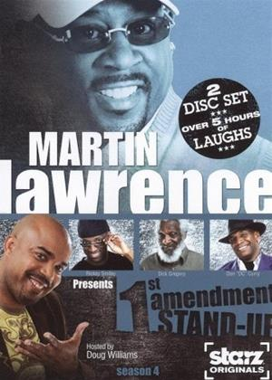 Rent Martin Lawrence's First Amendment: Series 4 Online DVD Rental