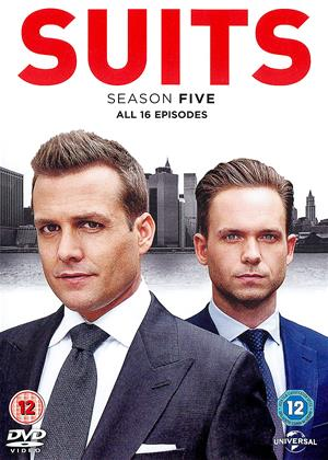 Rent Suits: Series 5 Online DVD Rental