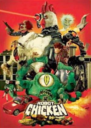Rent Robot Chicken: Series 8 Online DVD Rental