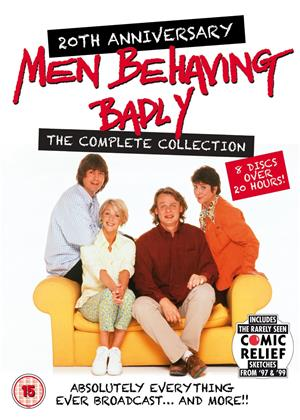 Rent Men Behaving Badly: Series 7 Online DVD Rental