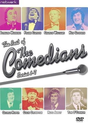 Rent The Comedians: Series 8 Online DVD Rental