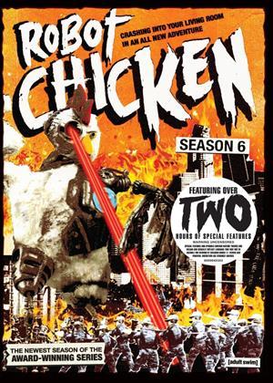 Rent Robot Chicken: Series 6 Online DVD Rental