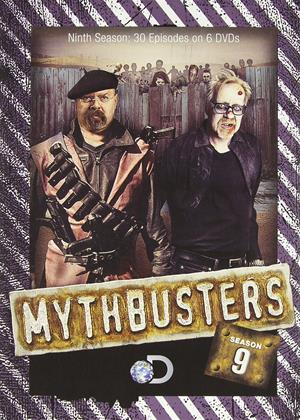 Rent MythBusters: Series 9 Online DVD Rental