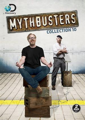 Rent MythBusters: Series 10 Online DVD & Blu-ray Rental