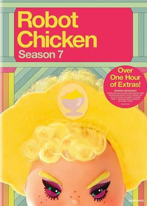 Rent Robot Chicken: Series 7 Online DVD Rental