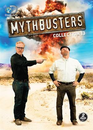 Rent MythBusters: Series 13 Online DVD Rental