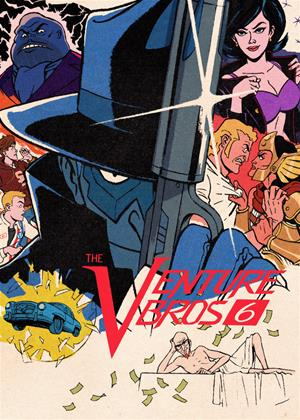 Rent The Venture Brothers: Series 6 Online DVD Rental