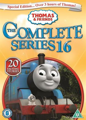 Rent Thomas the Tank Engine and Friends: Series 16 Online DVD Rental