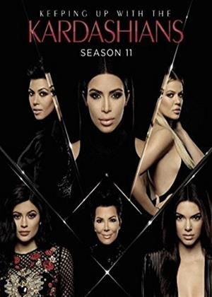 Rent Keeping Up with the Kardashians: Series 11 Online DVD & Blu-ray Rental