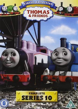 Rent Thomas the Tank Engine and Friends: Series 10 Online DVD Rental