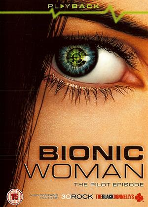 Rent Bionic Woman: Pilot Episode Online DVD & Blu-ray Rental