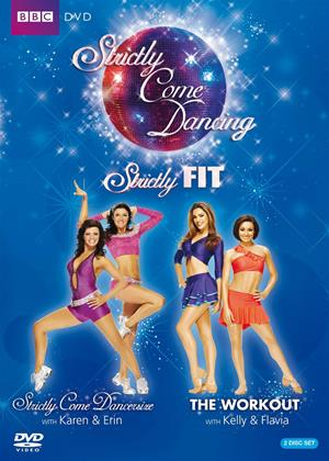 Rent Strictly Come Dancing: Strictly Come Dancersize Online DVD Rental