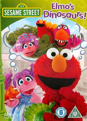 Rent Sesame Street: Elmo's Dinosaurs! Online DVD Rental