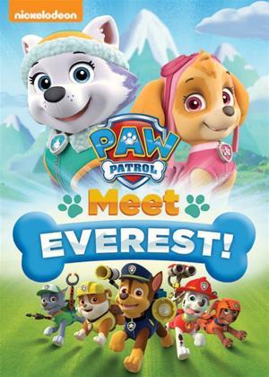 Rent Paw Patrol: Meet Everest! Online DVD Rental