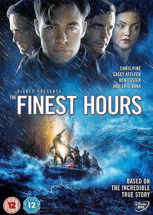 The Finest Hours Online DVD Rental