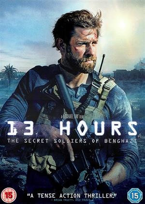 Rent 13 Hours (aka 13 Hours: The Secret Soldiers of Benghazi) Online DVD Rental