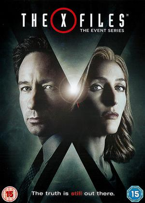 Rent The X-Files: Series 10 (aka The X-Files: The Event Series) Online DVD & Blu-ray Rental