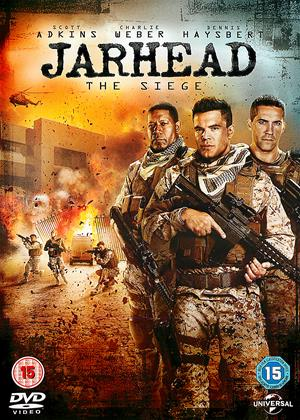 Rent Jarhead 3: The Siege Online DVD Rental