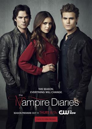 Rent The Vampire Diaries: Series 8 Online DVD Rental