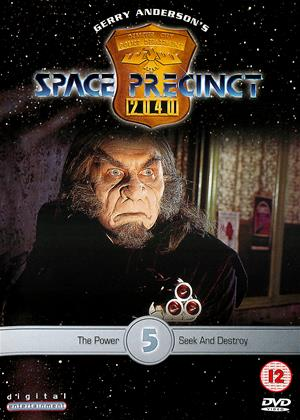 Rent Space Precinct: Vol.5 Online DVD Rental