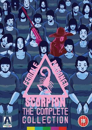 Rent Female Prisoner Scorpion: The Complete Collection Online DVD Rental