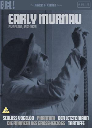Rent Early Murnau: Five Films (aka Schloß Vogelöd / Phantom / Der Letzte Mann / Die Finanzen des Großherzogs / Herr Tartüff) Online DVD Rental