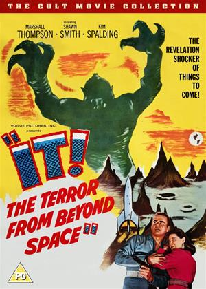 Rent It! the Terror from Beyond Space Online DVD Rental