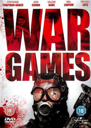 Rent War Games (aka Delirium Cordia) Online DVD Rental