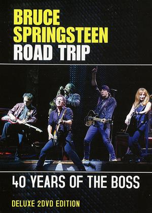 Rent Bruce Springsteen: Road Trip: 40 Years of the Boss Online DVD Rental