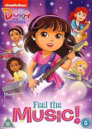 Rent Dora and Friends: Feel the Music! Online DVD Rental