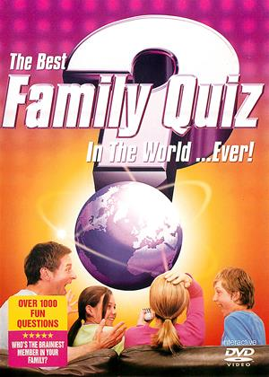 Rent The Best Family Quiz in the World: Ever! Online DVD Rental