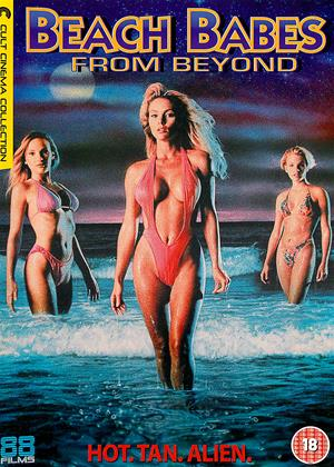 Rent Beach Babes from Beyond Online DVD Rental