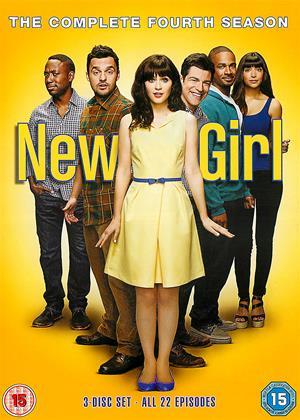 Rent New Girl: Series 4 Online DVD Rental