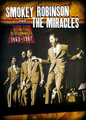Rent Smokey Robinson and the Miracles: The Definitive Performances 1963-1987 Online DVD Rental