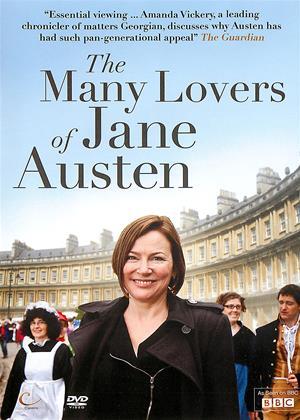 Rent The Many Lovers of Miss Jane Austen Online DVD Rental