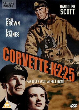 Rent Corvette K-225 (aka Corvettes in Action) Online DVD Rental