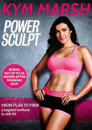 Rent Kym Marsh: Power Sculpt Online DVD Rental