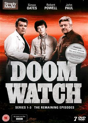 Rent Doomwatch (aka Doomwatch: The Remaining Episodes) Online DVD Rental