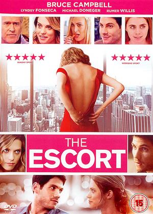 Rent The Escort Online DVD Rental