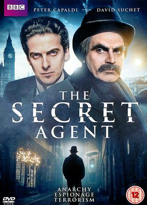 Rent The Secret Agent Online DVD Rental