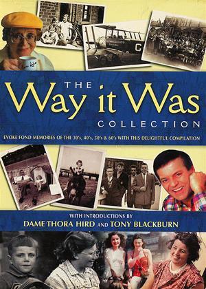 Rent The Way It Was: '30s' / '40s / '50s / '60s Online DVD Rental