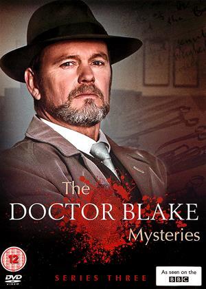 Rent The Doctor Blake Mysteries: Series 3 Online DVD Rental