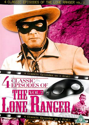 Rent The Lone Ranger: Vol.2 Online DVD Rental