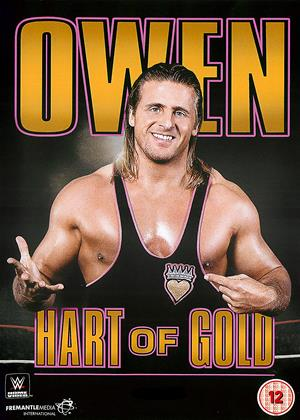 Rent WWE: Owen: Hart of Gold Online DVD Rental