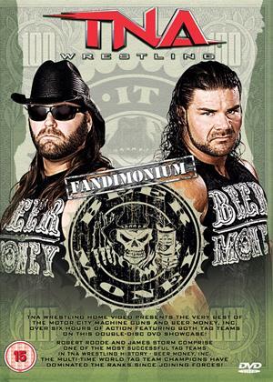 Rent TNA Wrestling: Fandimonium Online DVD Rental