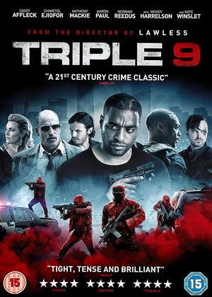 Rent Triple 9 Online DVD Rental